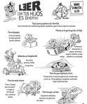 Leer co ntus hijos